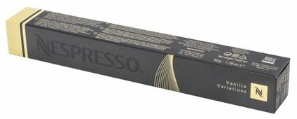 Кофе в капсулах Nespresso Vanilio (10 шт.)