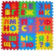 Коврик-пазл MD Русский Алфавит (MТP-30333)
