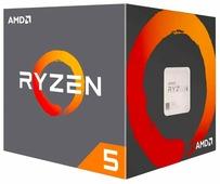 Процессор AMD Ryzen 5 2600 OEM <65W, 6C/12T, 4.25Gh(Max), 19MB(L2+L3), AM4> (YD2600BBM6IAF)
