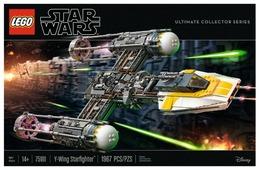 Конструктор LEGO Star Wars 75181 Звёздный истребитель типа Y