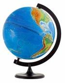 Глобус физико-политический Глобусный мир Двойная карта 320 мм (10095)