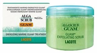 Guam Algascrub Скраб для тела увлажняющий