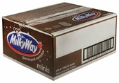 Конфеты Milky Way minis Шоколадный коктейль