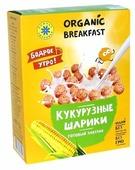 Готовый завтрак Компас Здоровья Кукурузные шарики, коробка