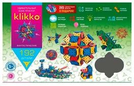 Конструктор Знаток Klikko 192 детали