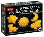 RANOK CREATIVE Кристаллы на магнитах желтые (12126001Р)