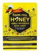 Farmstay маска с медом и прополисом