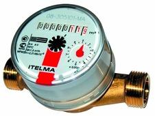 "Счётчик горячей воды ITELMA WFW20.D110 ¾"""