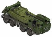 Тягач военный нордпласт Щит с танком (258)