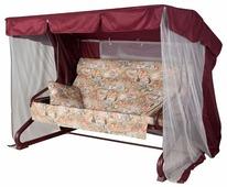 Садовые качели Удачная мебель Капри