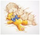 Алиса Набор для вышивания крестиком Сынишка 25 x 19 см (4-07)