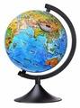 Глобус зоогеографический Globen Детский Классик 210 мм (К012100204)