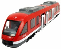 "Dickie Toys Локомотив ""City train"", 3748002"