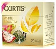 Чай белый Curtis White Bountea в пирамидках