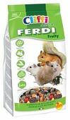 Корм для хомяков, белок, мышей и песчанок Cliffi Selection Ferdi Fruity
