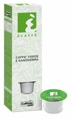 Кофе в капсулах Caffitaly Ecaffe Green Coffee and Ganoderma (10 капс.)