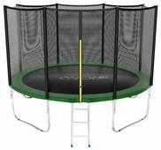 Каркасный батут EVO Jump 12FT External 366х366х265 см