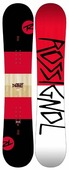 Сноуборд Rossignol District Black/Red (18-19)
