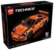 Конструктор Lepin Technican 20001 Porsche 911 GT3 RS orange