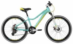 Подростковый горный (MTB) велосипед Stinger Fiona STD 24 (2018)