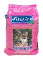 Наполнитель Vitaline Муррыся древесный (1,5 кг)
