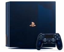 Игровая приставка Sony PlayStation 4 Pro 2 ТБ 500 Million Limited Edition