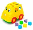 Каталка-игрушка Orion Toys Автобус Логика (195)