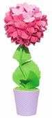 Волшебная Мастерская Набор для творчества Гортензия розовая (ТПМ-05)