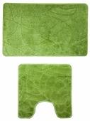Комплект ковриков Milardo 500PA58M13, 50х80 см, 50х50 см
