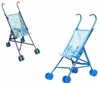 Прогулочная коляска 1 TOY Т52255