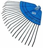 Грабли веерные Инструм-Агро 010801 без черенка