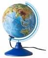 Глобус физический Globen Классик Евро 210 мм (Ке022100184)
