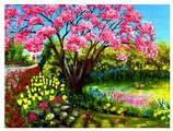 "Color Kit Картина по номерам ""Весеннее цветение"" 30х40 см (KS017)"