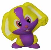 Игрушка-мялка 1 TOY Зайчик Т12422