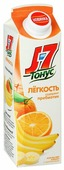 Нектар J7 Тонус Легкость Апельсин-Банан