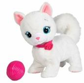 Интерактивная мягкая игрушка IMC Toys Кошка Бьянка с клубком