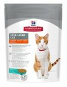 Корм для стерилизованных кошек Hill's Science Plan для профилактики МКБ, с тунцом