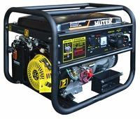 Бензиновый генератор Huter DY6500LXA (5000 Вт)