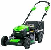 Газонокосилка greenworks 2506807 GD40LM46