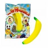Игрушка-мялка 1 TOY Банан Т12418