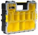 Органайзер STANLEY 1-97-518 FatMax Deep Pro Metal Latch 44.6 х 35.7 x 11.6 см