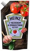Кетчуп Heinz С чесноком и пряностями