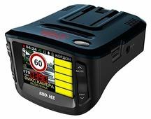Видеорегистратор с радар-детектором SHO-ME Combo 1 Signature
