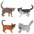 Фигурки BONDIBON Ребятам о Зверятах - Кошки ВВ1622