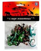 Фигурки 1 TOY В мире животных - Ящерицы Т10490