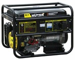 Бензиновый генератор Huter DY9500LX-3 (7500 Вт)