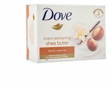 Крем-мыло кусковое DURU Soft Sensations 1+1 Крем & календула