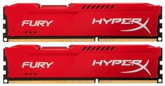 Оперативная память 8 ГБ 2 шт. HyperX HX313C9FRK2/16