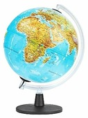 Глобус физико-политический Nova Rico Falcon двойная карта 250 мм