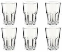 Luminarc Набор стаканов New America 350 мл 6 шт J2889
